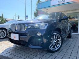 BMW X4 xドライブ28i Mスポーツ 4WD ブラウンレザー・LED・Dアシスト・ドラレコ