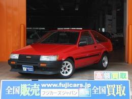 トヨタ カローラレビンハッチバック 1.6 GTV ワタナベ製14AW カヤバSRショック
