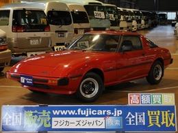 マツダ サバンナRX-7 GT 電動ドアミラー ハーフレザー調シート