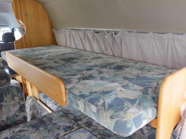 ベッド寸法「184×64」になります☆