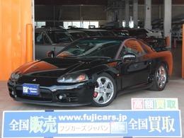 三菱 GTO 3.0 ツインターボMR 4WD 6速マニュアルモデル
