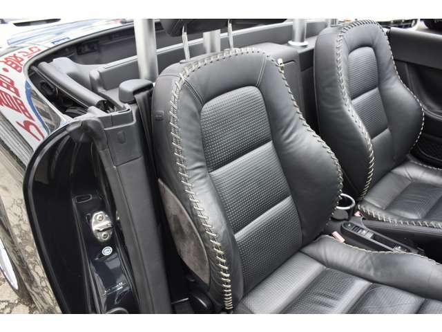 ★丁寧に使用された綺麗なフロントシートです。