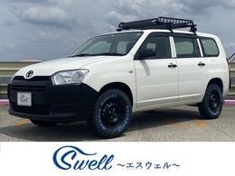 トヨタ プロボックスバン 1.3 DX コンフォート カスタム/リフトアップ/マッドタイヤ
