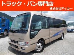 日野自動車 リエッセII 4.0DT マイクロバス Sラウンジ 19人乗 自動ドアAT