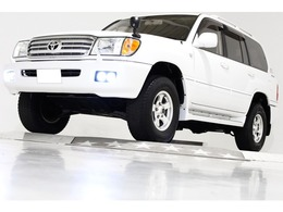 トヨタ ランドクルーザー100 4.7 VXリミテッド 50thアニバーサリーエディション 4WD 後期仕様 サンルーフ ハイトコントロール付