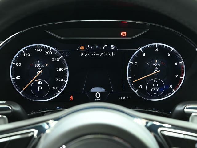 走行距離8328km。保証および車検は2023年1月まで残っています。