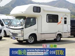 トヨタ カムロード ナッツRV ミラージュ FFヒーター オーニング 冷蔵庫