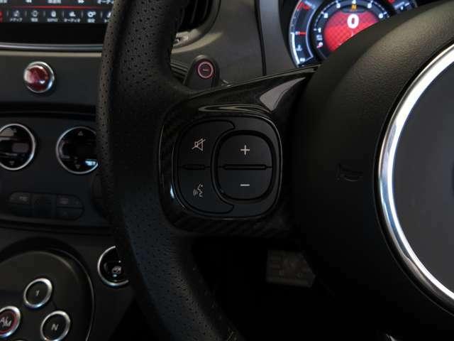 音声入力機能により通話やナビを直接運転席から操作可能なのでドライビングをより集中することができます!