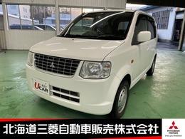 三菱 eKワゴン 660 G 4WD 純正CDチューナー付き