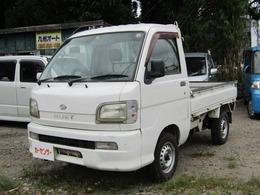 ダイハツ ハイゼットトラック 660 スペシャル 3方開 4WD 平成11年式  5速ミッション  デフロック