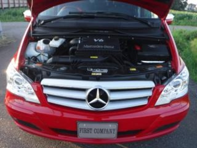 ハイパワー&低燃費の「V6-3,5Lエンジン」搭載!!(機関良好です) クリーニングの行き届いたエンジンルーム!!