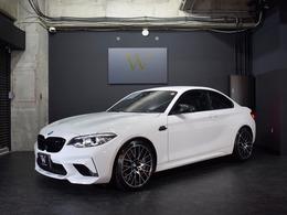 BMW M2コンペティション 3.0 右H/6MT/ハ-マンカ-ドン/カ-ボンドアミラ-
