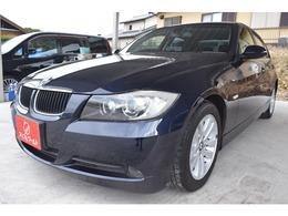 BMW 3シリーズ 320i 走行28000km/ディーラー車/外品ナビ