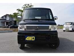【装備】オートマ車・4WD・エアコン・パワステ・両側スライドドア・中古スタッドレスタイヤセット