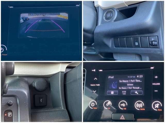 【MRワゴン・H24年式・5.4万km・1年保証・アイドリングストップ・PUSHスタート・バックカメラ・USBオーディオ接続可能・2018年タイヤ】