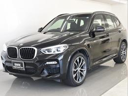 BMW X3 xドライブ20d Mスポーツ ディーゼルターボ 4WD 黒革 イノベP ハイラインP HUD OP20AW