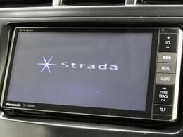 【SDナビ】この時代必需品のナビゲーションもちろん付いてます♪フルセグTV視聴にDVD再生・ブルートゥース接続での音楽再生も可能です。