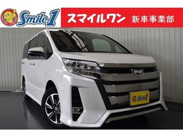 トヨタ ノア 2.0 Si WxBIII 新車/装備10点付 ビッグX11型ナビ