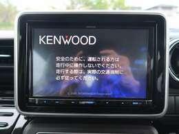 ☆KENWOODナビ・フルセグTV付☆その他にフリップダウンモニターやドライブレコーダー、音響のカスタムパーツも販売中☆お気軽にスタッフまで♪