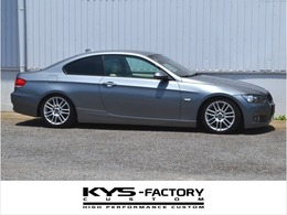 BMW 3シリーズクーペ 335i 車高調/レザーシート