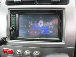 ケンウッドディスプレイオーディオ☆DVD再生はもちろん、CD再生、BLUETOOTHオーディオ、USB接続にも対応しております♪社外地デジチューナーも装備しております。