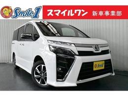 トヨタ ヴォクシー 2.0 ZS 煌III 新車/装備10点付 ビッグX11型ナビ