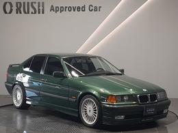 BMWアルピナ B3 3.2 リムジン 正規ディーラー サンルーフ 6速MT