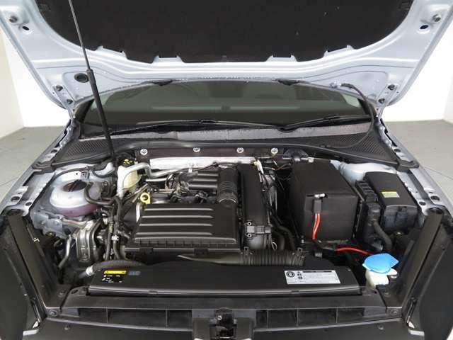 ダウンサイジングターボエンジン。