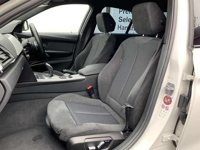 助手席も電動シートの装備付きとなっております。
