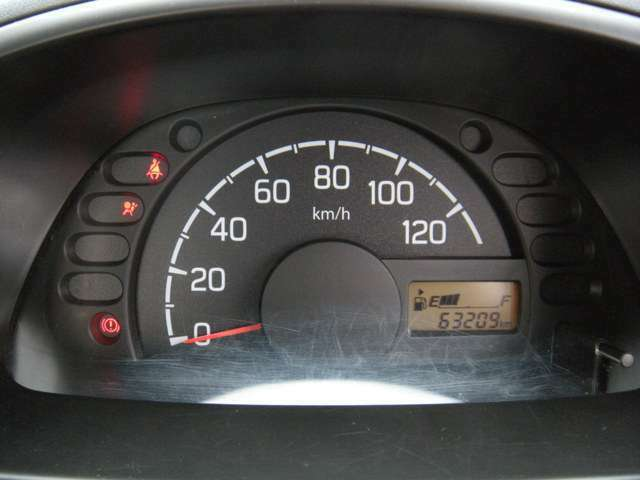 車を運転するにあたって重要なスピードや車の異常などを表示してくれる部分になります。