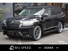 トヨタ ランドクルーザー200 4.6 AX Gセレクション 4WD MOPナビ 全方向カメラ SR 新車カスタム
