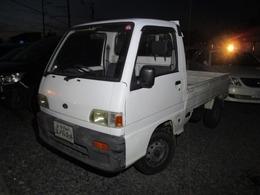 スバル サンバートラック 660 三方開 STD 4WD