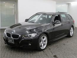BMW 3シリーズツーリング 320d Mスポーツ Aトランククルコン車線逸脱警告