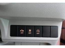 各種安全装置は手元のスイッチで切り替え可能☆