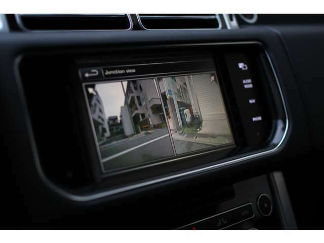 バックカメラ Bluetooth接続オーディオ