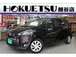 トヨタ シエンタ 1.5 G クエロ ワンオーナー・禁煙車・純正SDナビBカメラ