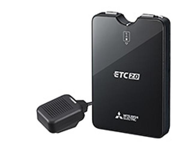 Bプラン画像:GPSとスピーカーを車載器に搭載しているからカーナビと接続することなく、車載器を取り付けるだけでETC2.0サービスを受けることが可能。導入コストも抑えることができます。