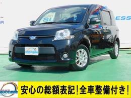 トヨタ シエンタ 1.5 ダイス リミテッド 1オナ禁煙車新品MナビFセグETC/0211黒