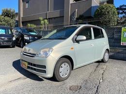 ダイハツ ミラ 660 L 社外DVDナビ キーレス 当社買取車