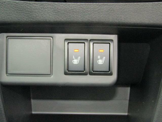 運転席・助手席にシートヒーター機能がついています♪寒い季節には重宝しますよ♪