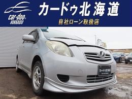 トヨタ ヴィッツ 1.3 U 4WD 光触媒抗菌・ドラレコ・プッシュスタート
