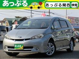 トヨタ ウィッシュ 1.8 S ナビ ETC HIDオートライト パドルシフト