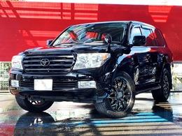トヨタ ランドクルーザー200 4.7 AX 4WD DECORSA・1オーナー・ナビ・TV・Bカメ・ETC