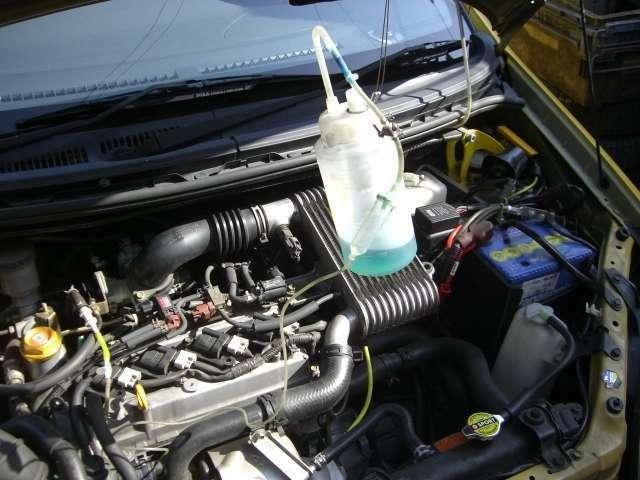 多連スロットル(キャブ含む)などのエンジンには、残念ながら対応しておりませんので、ご了承ください。詳細は、当店スタッフまでお声掛け頂ければ、ご説明致しますので、ご安心ください。