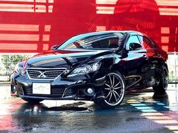 トヨタ マークX 2.5 250G Sパッケージ リラックスセレクション アネーロ19AW車高調・純ナビドラレコBカメ