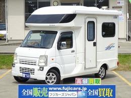 マツダ スクラムトラック AZ-MAX ラクーン 切替四駆 オーニング FFヒーター