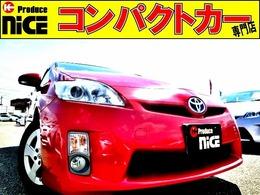 トヨタ プリウス 1.8 S 純正オーディオデッキETCコーナーセンサー