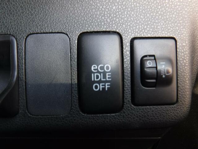 ◇エコアイドル 信号待ちや渋滞などでの停車時に、自動的にエンジンを停止してムダな燃料消費をなくします。