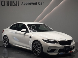 BMW M2コンペティション M DCTドライブロジック 保証継承対象車 Mパフォーマンスエアロ