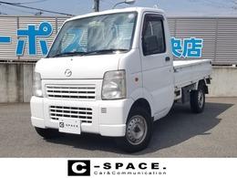 マツダ スクラムトラック 660 KC スペシャル 3方開 5速MT エアコン パワステ Tチェーン式